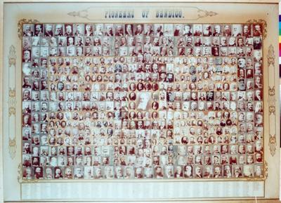 Pioneers of Bendigo, 1851-60