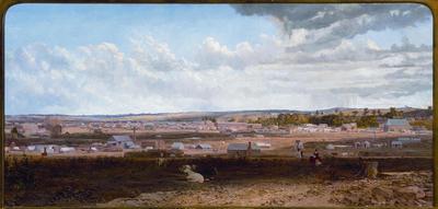 Sandhurst in 1862