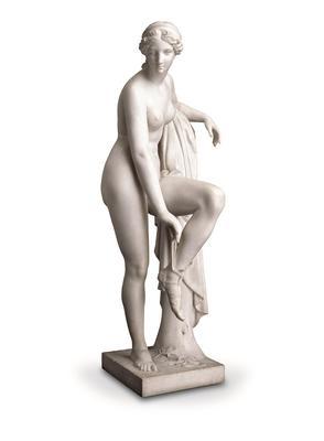 Venus Tying her Sandal