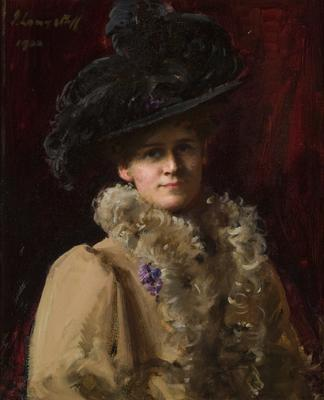 Portrait of Suzanne Hay