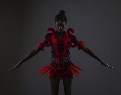 Grace Lillian Lee Body Sculpture - Acceptance
