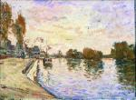 The Seine at Suresnes